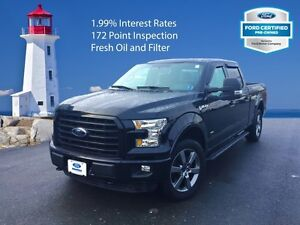 2016 Ford F-150   - Certified