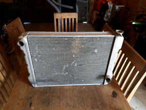 New unused 60's gm radiotor for manual transmission.
