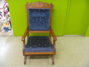 Today's Special: Beautiful Older Rocking Chair For $20