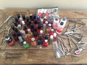Nail Polish and Accessories