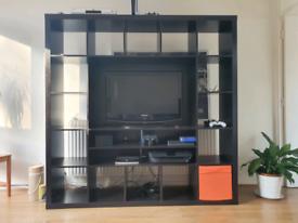 Ikea TV and Storage Unit