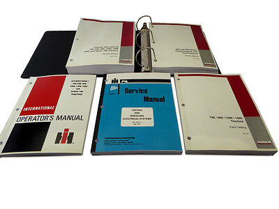 Ih International Harvester 186786886986108614861586 Service Repair Manual