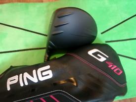 Ping G410 Lst Tensei Orange Stiff