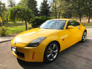 2005 Nissan 350Z 35th Anniversary Edition Automatic CERTIFIED
