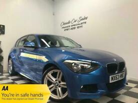 image for 2013 BMW 1 Series 2.0 116d M Sport Sports Hatch (s/s) 5dr