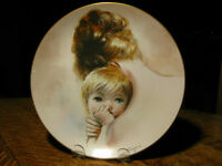 Mother's Love by Ozz Franca - Vintage collector plate