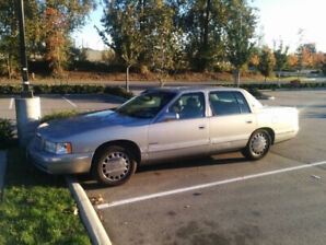 1997 Cadillac DeVille (rebuilt engine, no overheating, low km)