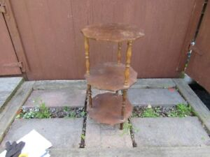 SIDE TABLES - LOT # 1 - REDUCED!!!!