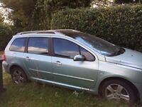 Peugeot 307 SW HDi 2L