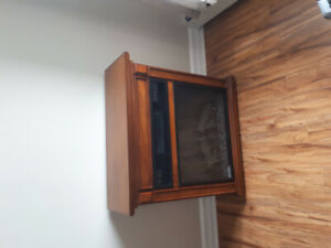 Small electric fireplace. Excellent condition. 75.00 or BO