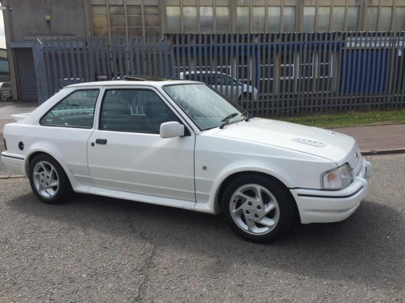 Ford Escort   Rs Turbo Rs Owners Club