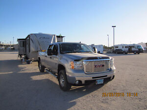 2011 cougar high country travel trailer