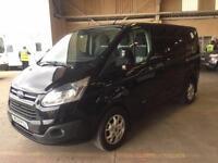 Ford Transit Custom 270 Limited Lr Pv DIESEL MANUAL 2014/14