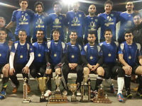 Burnaby Mens soccer League 2014 Champions looking for Good Playe