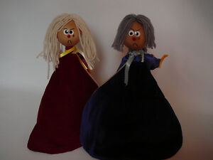 2 Marionnettes sur socle Québec City Québec image 2