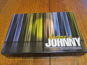 Johnny Carson complete dvd collection set. used.