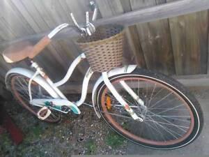 Vintage ladies bike Newcomb Geelong City Preview