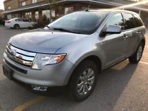 Ford Edge certified leather 4x4