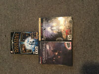 3 brand new computer games
