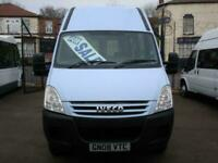 IVECO DAILY 17 SEAT FRONT ENTRY WHEELCHAIR ACCESSIBLE DISABLED MINIBUS NO VAT