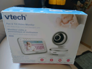 BABY MONITOR BY V''-TECH. PAN AND TILT MODEL.