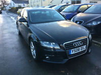 Audi A4 1.8T FSI Special Edition 2008MY S Line 08/08