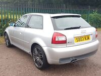 Audi S3 remapped 260BHP - Bargain!