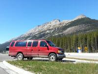 Van + Driver / Fourgonnette + conducteur 35$