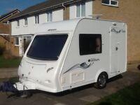 2 Berth Lightweight Compass 302 Caravan