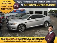 """CAR LOANS MADE EASY - TAURUS - TEXT """"AUTO LOAN"""" TO 519 567 3020"""