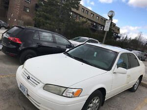 1997 Toyota Camry LE Other