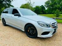 2013 Mercedes-Benz E Class E350 BlueTEC AMG Sport 5dr 7G-Tronic ESTATE Diesel Au