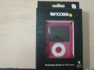 InCase Protective Cover for iPod Nano.