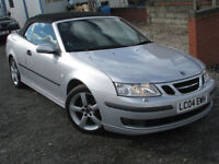 Saab 9-3 1.8t 2004 Vector Low Millage Only 50k