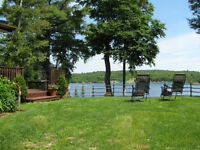 All Season Cottage Style Waterfront Home in Elliot Lake