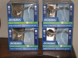 SCHLAGE Hall & Closet Door Handles