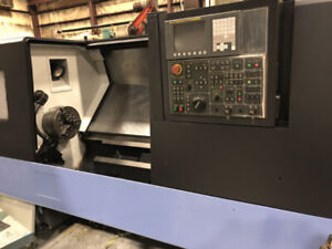 2008 Doosan Puma 280LM CNC Turning Center (#3235)