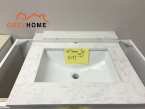 Bathroom top on SALE! From $199