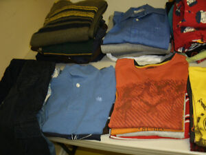 boys clothes sizes 6 and size 7/8