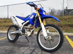 2013 Yamaha WR250 R