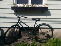 Refurbished Vintage Bicycle