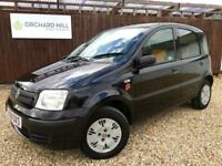 Fiat Panda 1.2 Mamy 2009 Black Petrol Manual 5 Door