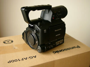 Panasonic AG-AF100 Micro Four Thirds Pro Video Camera