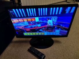 "22"" Samsung Full HD LED Television / Monitor - Excellent Condition TV"