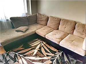 Sectional for sale pick up only $250 obo