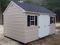 SHED ROOFING starting at $350 ALL IN!