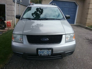 2006 Ford FreeStyle/Taurus X Wagon