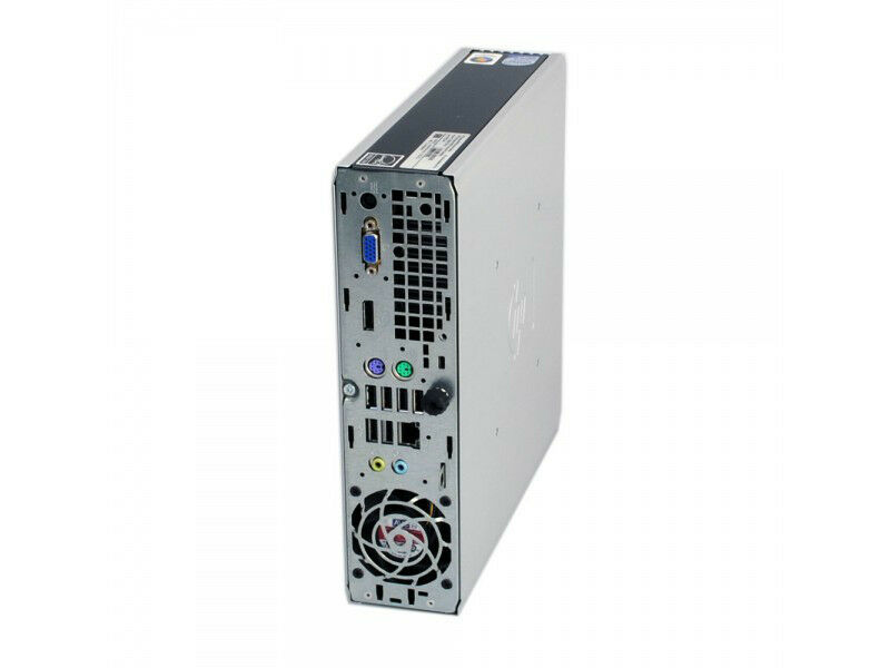 HP dc7900 USDT(Ultra Slim Desktop)Core 2 Duo 2.8GHz / 2GB RAM/ 80GB/ NO ADAPTER