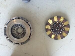 Small block Ford clutch and flywheel Strathcona County Edmonton Area image 2