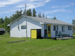Beachside cottage for rent on Heathers Beach